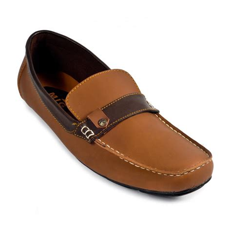 Sepatu Priawanita Bally Mocasin Made In sepatu slipon loafer siberia moccasin brown moi