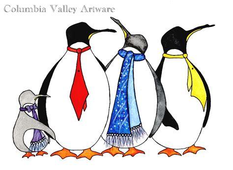 colorful penguins pb10 colorful penguins web columbia valley artware