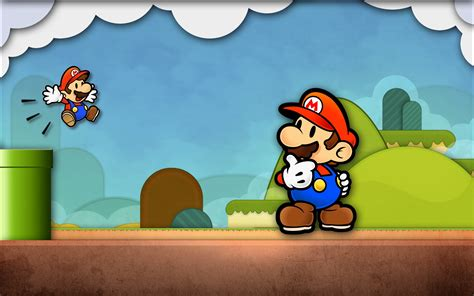 cartoon wallpaper gallery cartoon mario hd wallpapers