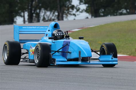 pro formula mazda one of hallett by eddie fourfather hill s pro formula