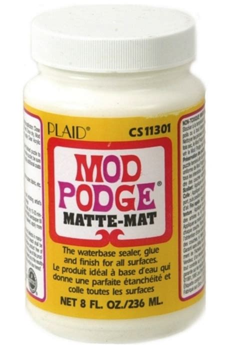 How To Decoupage With Mod Podge - how to decoupage the 7 steps to mod podging
