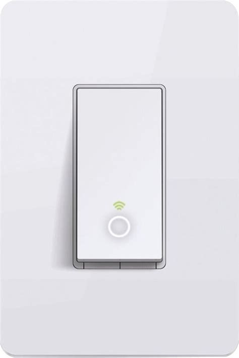 tp link light switch tp link wireless smart light switch white hs200 best buy