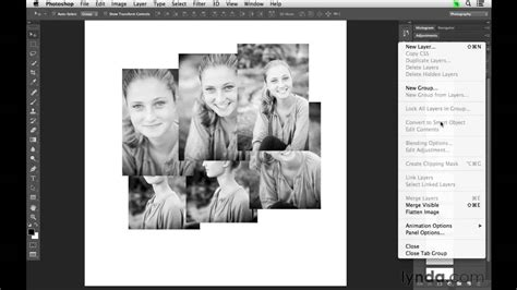 photoshop layout multiple images photoshop cc tutorial creating a layout of multiple
