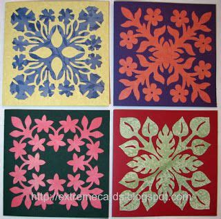 printable hawaiian snowflakes 17 best images about quilting hawaiian on pinterest