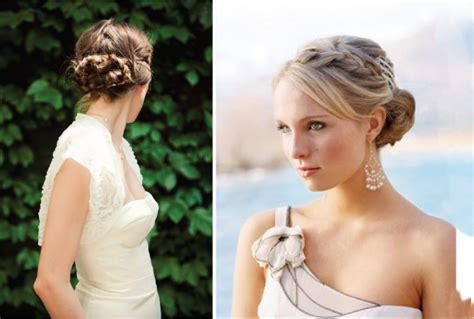 Wedding Hair Up Styles 2012 by Wedding Trends Braided Hairstyles The Magazine