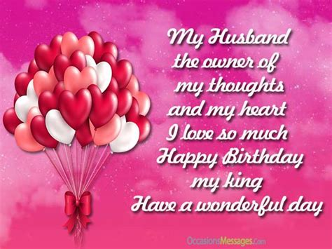 Husband Wishing Happy Birthday Happy Birthday Wishes And Messages For Husband