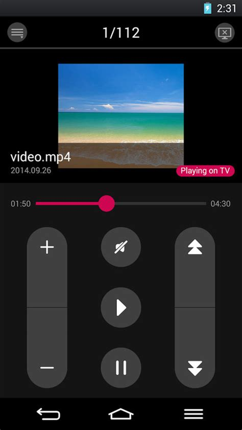 Tv Android Lg lg tv smartshare webos apk free media android app appraw