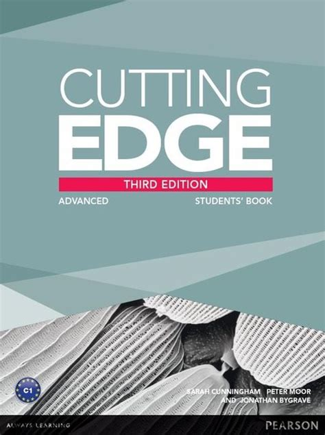 cutting edge a novel books cutting edge advanced student s book dvd pack 3