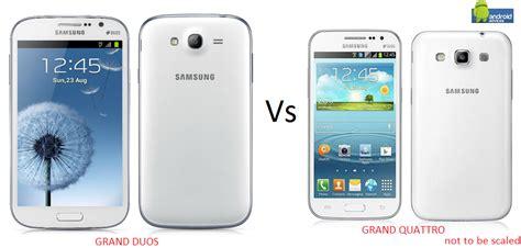 themes galaxy grand quattro galaxy grand duos vs galaxy grand quattro detailed