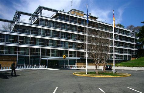 HPP Architects, Renovation of the German Embassy in Washington
