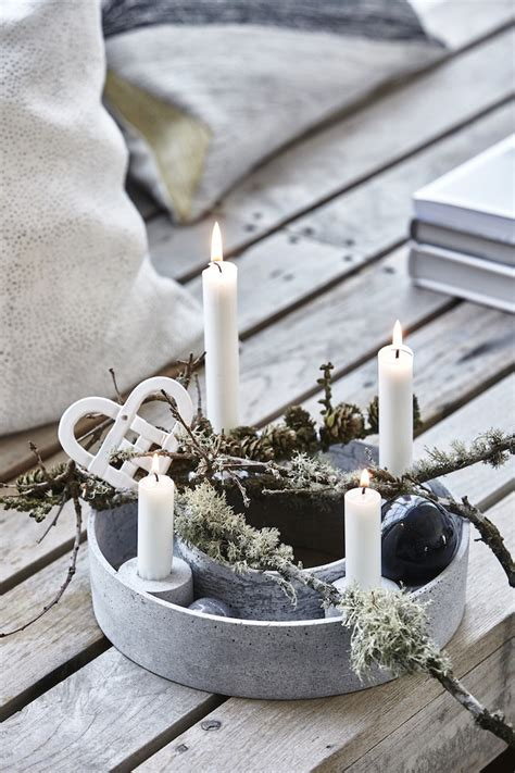 Kerzenhalter Ring by 12 Ways To Create The Hygge Look At Home