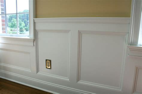 How To Apply Wainscoting Panels Inside Bevel Projects Molding Info