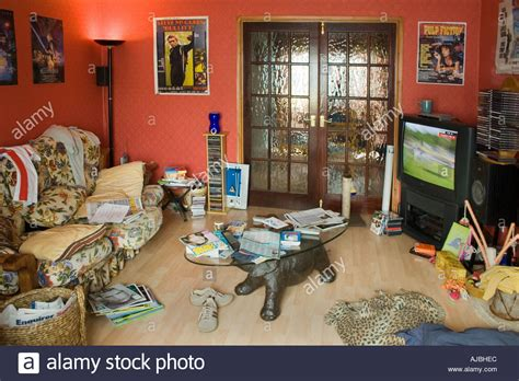 the lived in room a lived in living room stock photo royalty free image 4793835 alamy