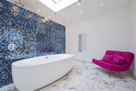 Modern Bathroom Accent Tile 40 Modern Bathroom Design Ideas Pictures Designing Idea