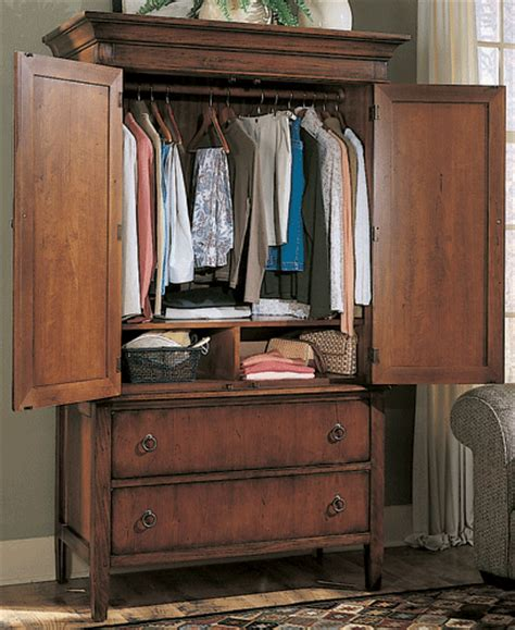 Clothes Armoire by It Most Versatile Of Furniture