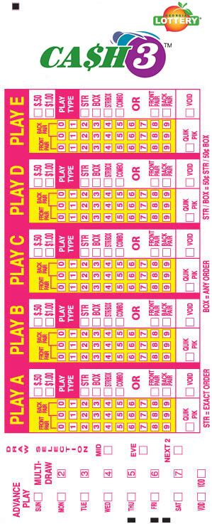 Florida Lottery Past 3 Winning Numbers On A Calendar 3 Lottery Numbers Milions Uk