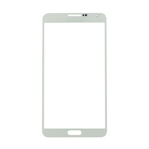 Jelly Clear Transparant For Samsung Galaxy Note 3 Blue samsung galaxy note 3 white glass lens screen fixez