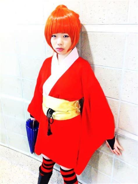 tutorial cosplay kagura gintama gintama kagura yoshiwara ver cosplay 02 by