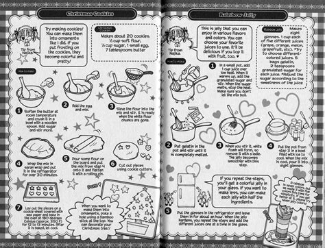kitchen princess recipe anime otaku me