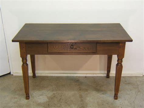 mesas de escritorio antiguas comprar mesa antigua restaurada tienda antiguedades