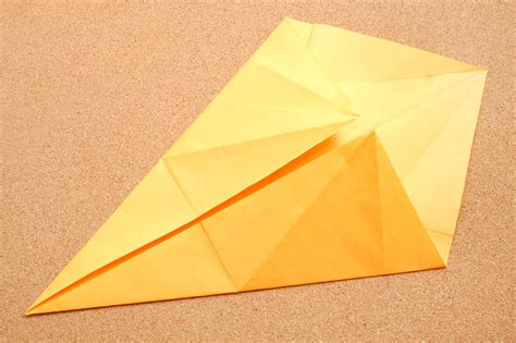 How To Make Paper At Home For - how to make an origami kite base 5 steps with pictures