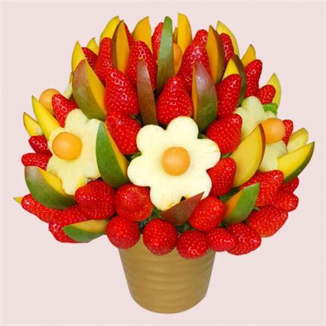 fruit bouquets mango fruit bouquet