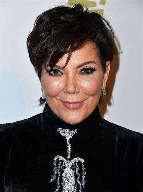 kris jenner what has happened to her face celebgoose what s she done to her face kris jenner displays much