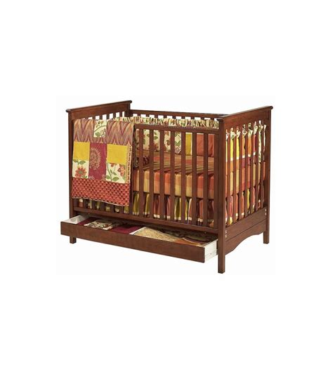 Bonavita Cribs Reviews by Bonavita Peyton Classic Crib In Chestnut