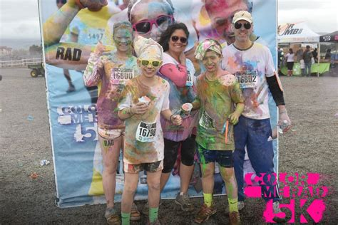color me rad run bonggamom finds color me rad 5k the family