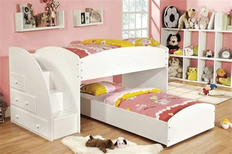 white wooden bunk beds with drawers white wood storage twin twin loft bunk beds stairs drawers