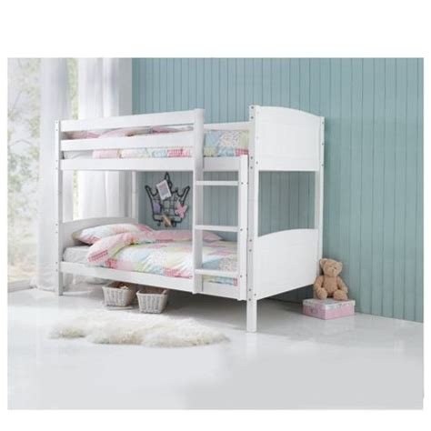 detachable bunk beds buy ashley pine detachable bunk bed white from our kids
