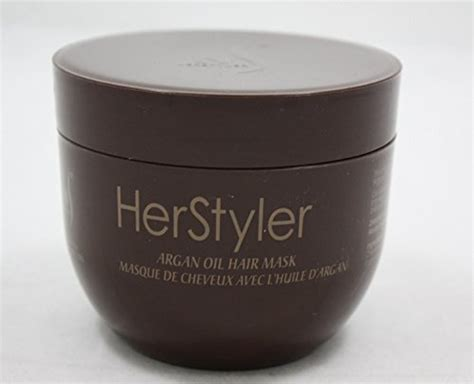 Hair Mask Masker Rambut 500ml herstyler argan hair mask 18 fl oz 500 ml herstyler beautil