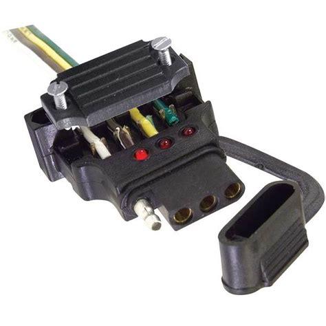 manufacturing endurance trailer connector 4 pin