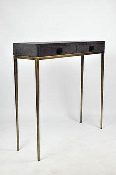 Sideboard Bauhaus 1248 by Bureaux Galuchat Brown Shagreen Desk