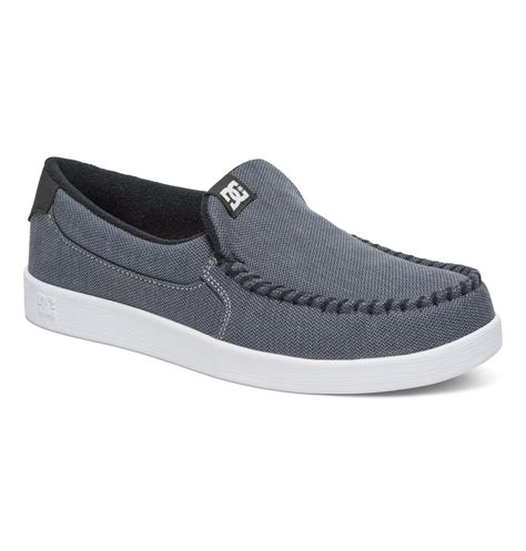 Slip On Dc by S Villain Tx Slip On Shoes 301815 Dc Shoes