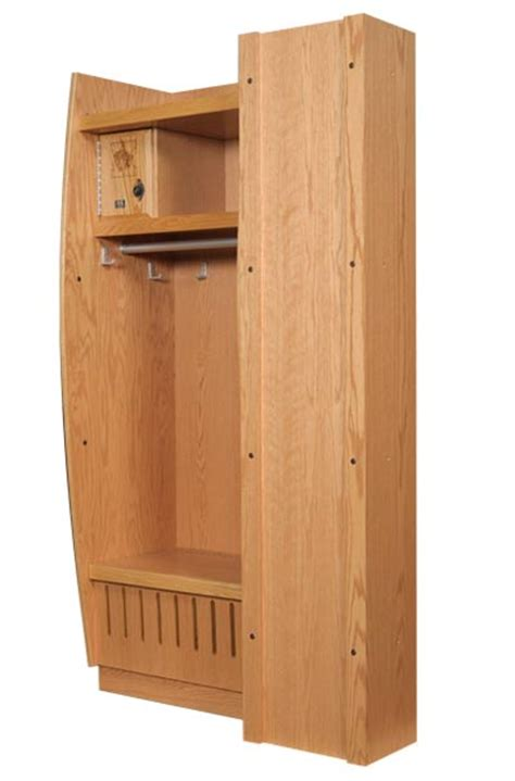 wood sports lockers by all wood lockers for athletic