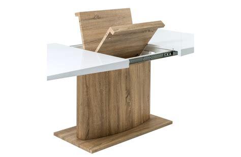 table de salle a extensible