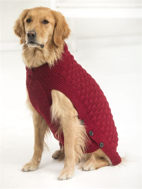 pattern for a large dog coat crochet dog sweater pattern for large dogs crochet and knit