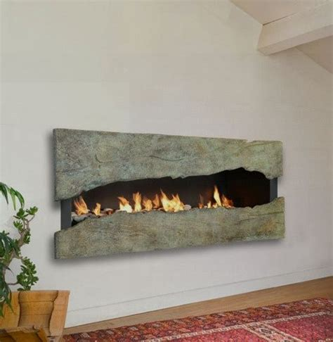 In The Wall Fireplaces by Best 25 Wall Mounted Fireplace Ideas Only On