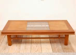 japanese coffee table japanese style coffee table at 1stdibs