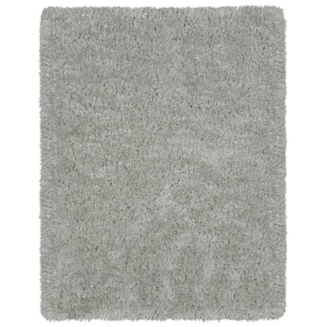 flokati sheepskin rug ottomanson fuzzy flokati grey 5 ft 3 in x 7 ft faux sheepskin indoor area rug ffr1003