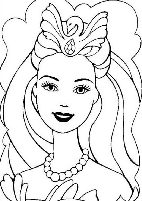 imagenes a blanco y negro de princesas ausmalbilder barbie 07 ausmalbilder zum ausdrucken