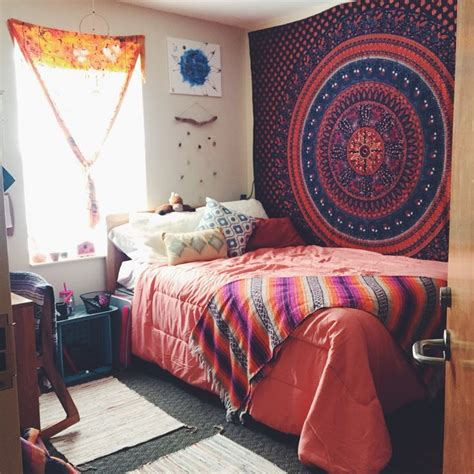rugs for college dorms my at uncw comforter from target baja blanket from outfitters tapestry from local