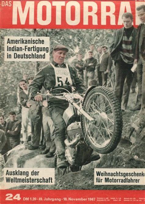 Alte Motorrad Marken Deutschland by Motorradzeitungen Testberichte Gebrauchte