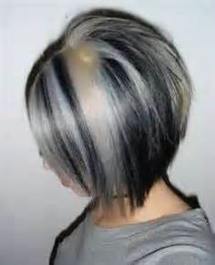 black lowlights in white gray hair 1000 images about white silver highlights on pinterest