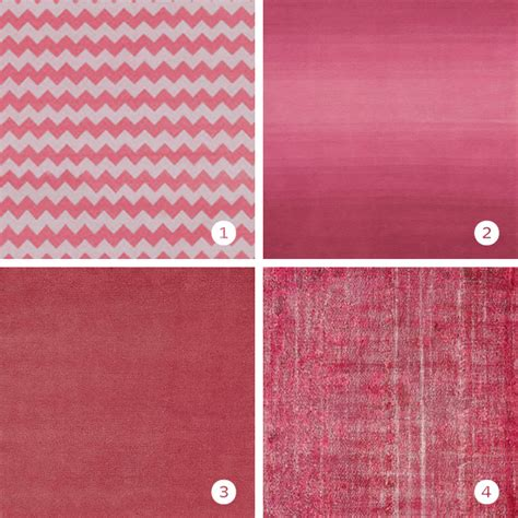 pink rug pink rugs the choice of design it lovely