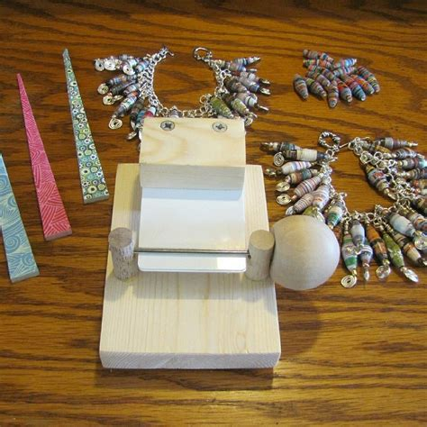How To Make A Paper Bead Roller - v3 paper bead roller rolling machine ergonomic paper bead