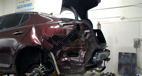 tulsa collison repair auto paint and body glass