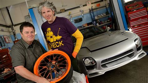 Wheeler Dealers With Wheeler Dealers Mike Brewer Ed China