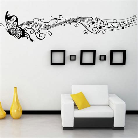 1pc mural home decor wall room butterfly